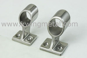 Stainless Steel Round Rail Base pictures & photos