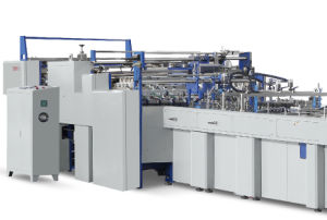 Sheet-Feeding Paper Bag Making Machine (ZB1200CT-430) pictures & photos
