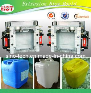 200 Litre 55gallon Blue Plastic HDPE Drum Extrusion Molding Making Machine pictures & photos