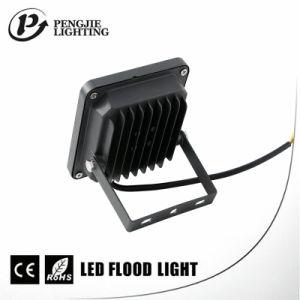 Power Saving Sanan Square 120° Beam Angle Aluminium LED Flood Light Fixtures pictures & photos