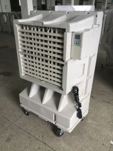 9, 000CMH Water Air Desert Cooler/Industrial Evaporative Air Cooler/Cooling Fan Portable for Party/Wedding/Restaurant Use pictures & photos