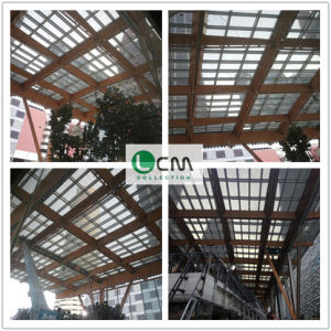 Solar Shanding Single Double Triple- Silver Low-E Coated Glass pictures & photos