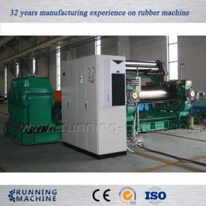 60inch Two Roll Mixing Mill / Rubber Mixing Mill for Rubber Sheet pictures & photos