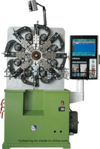 Hyd-20t-3A Spring Coiling Machine & Spring Machine with Three Axis pictures & photos