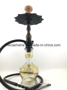 Coolidge Style Top Quality Wood Nargile Smoking Pipe Shisha Hookah pictures & photos