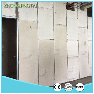 Fast Construction EPS Cement Sandwich Wall Insulation Panel Price pictures & photos