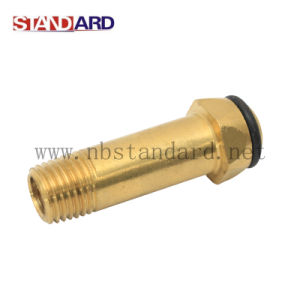 NPT Thread Rubber Ring Gas Fitting
