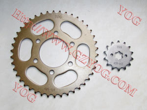 Motorcycle Parts Catalina. Sprocket Kit (Bajaj) pictures & photos