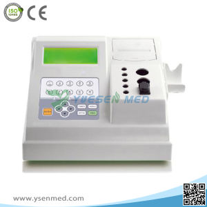 Yste501AV Medical Hospital 1 Channel Automatic Veterinary Blood Coagulation Analyzer pictures & photos