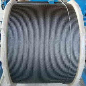 Hot Sale Elevator Steel Wire Rope pictures & photos