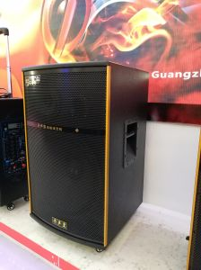 Feiyang/Temeishneg Big Power Profession Top Series Speaker with UHF Mic Audio Output A198 pictures & photos