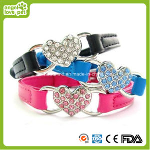 Pet Heart-Shaped Collar and Necklace pictures & photos