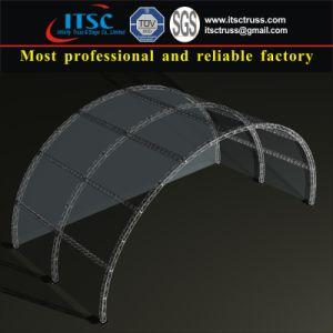 24X18X10m Dome Structure Aluminum Truss Roof pictures & photos