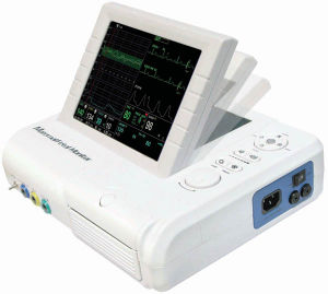 Pdj-800f Mother/Fetal Monitor Fetal Heart Rate Test pictures & photos