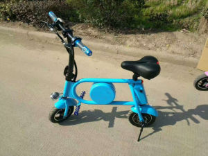 400W Electric Motor Scooter with 36V 11ah pictures & photos