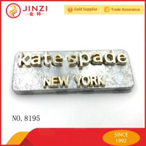 Accessories Factory Making Famous Brand Bag Metal Names Logos pictures & photos