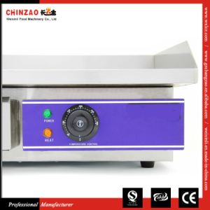 China Manufacturing Commercial Counter Top Electric Griddle pictures & photos