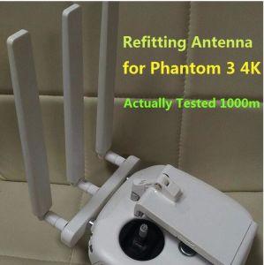 DIY Antenna Range Extender for Dji Phantom3 4k Version pictures & photos