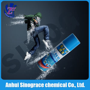 Nano Hydrophobic Aerosol Spray for Shoes, Clothes, Leather, Fabric pictures & photos