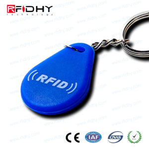 Read and Rewrite Access Control System 125kHz T5577 RFID Keyfob pictures & photos