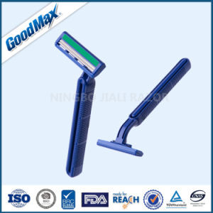 Long Handle 2 Blade Disposable Razor (SL-3016L) pictures & photos