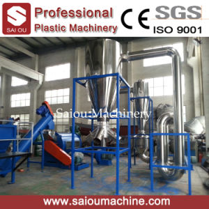 PP PE Bottle and Film Plastic Washing Machine pictures & photos