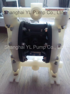 Plastic Air Operated Corrosive Acid Transfer Diaphragm Pump pictures & photos