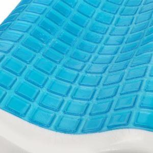 Gel Memory Foam Contour Cooling Pillow Neck Protection Health Pillow pictures & photos