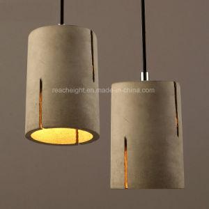 Cconcrete Ceiling Light Hanging /Cement Ceiling Lamp pictures & photos