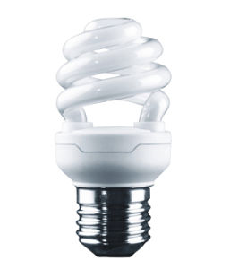 8W T2 Half Spiral Lamp for Energy Saving Bulb (BNFT2-HS-A) pictures & photos