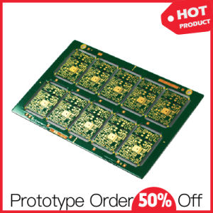 Quick Turn Fr4 Single Layer Prototype PCB Board pictures & photos