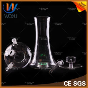 Nargile Shisha Glass Craft Single Pipe Smoke Hookah Vaporizer Glass Water Pipe Glass Smoking Pipe Glass Pipe Shisha Hookah Smoking Pipe Vaporizer Hookah pictures & photos