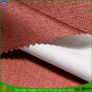Woven Polyester 3 Pass Coated Wateroroof Fr Blackout Curtain Fabric for Hotel pictures & photos