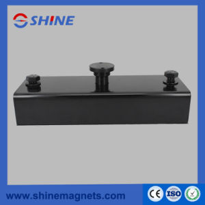 3100kg Neodymium Side Shuttering Magnet Used Widely in Locking Edge Model Framework in Precast Concrete Industry pictures & photos