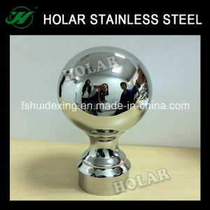 304 Stainless Steel Handrail Top Ball pictures & photos