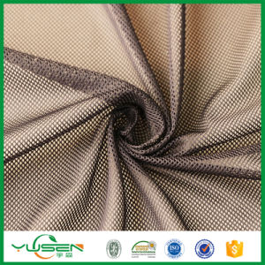 with SGS Certification Polyester Mesh Fabric for Laundry Bag pictures & photos