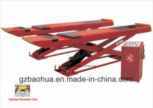 3.5t Wheel Alignment Scissor Lift pictures & photos