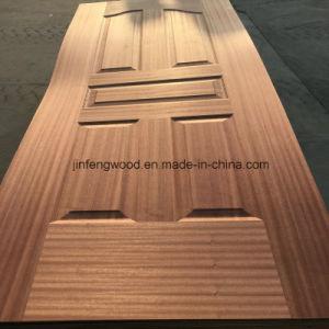 3mm Veneered MDF/HDF Door Skin, Molded Door Skin pictures & photos