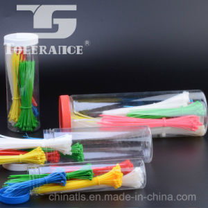 Latest PA66 Chinese Factory Nylon Cable Tie for Sale pictures & photos