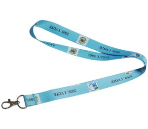 Customized Heat Transfer Pringting Lanyard for Advertising Gift pictures & photos