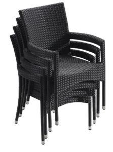 Garden/Patio Rattan Chair for Outdoor Furniture (LN-932-06) pictures & photos