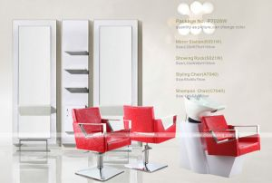 Popular High Quality Salon Furniture Shampoo Chair Barber Chair Salon Chair (P7028W) pictures & photos