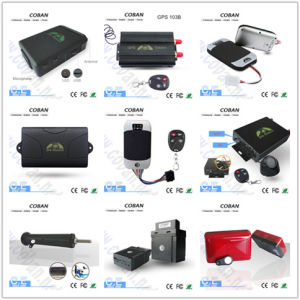 GSM GPRS GPS Vehicle Tracker with Car Navigation Alarm Tracking Software pictures & photos
