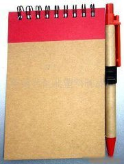 Spidral Bound Notepad Note Book as Gift pictures & photos