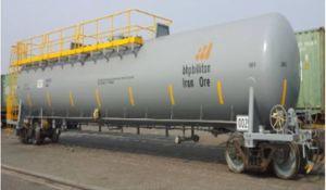 Railway Light Oil Tank Car pictures & photos
