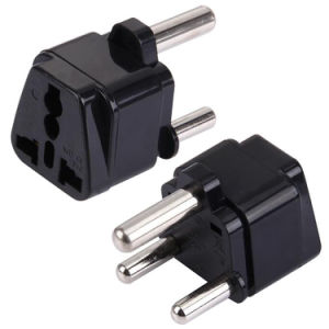 Portable Universal to Large South Africa Plug Adapter pictures & photos