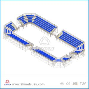 Outdoor Grandstand for Stadium, Basket Ball Ground, Football Ground pictures & photos