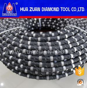 Sintered Diamond Wire Saw for Marble Quarry pictures & photos