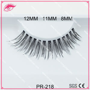 Wholesale Price Human Hair Eyelash with High Quality pictures & photos