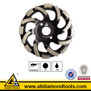 L Shape Grinding Cup Wheel pictures & photos